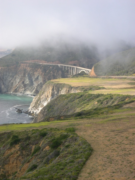 Bixby Bridge in Big Sur